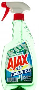 Detergent pentru geamuri Ajax Floral Fiesta Flowers of Spring 500ml