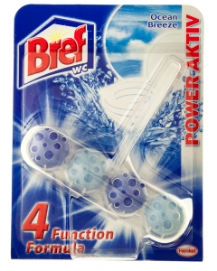 Odorizant WC Bref Power Aktiv Ocean 51g