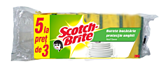 Burete protectie unghii Scotch Brite 5 la pret de 3