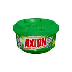 Detergent de vase pasta Axion Lemon, 225g