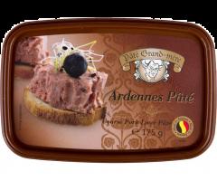 Pate cu ficat de porc Ardennes