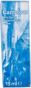 Rezerva Mini Spray Carrefour parfum Vis de Gheata 15ml
