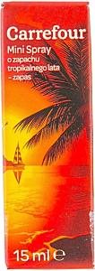 Rezerva Mini Spray Carrefour parfum Vara Tropicala 15ml