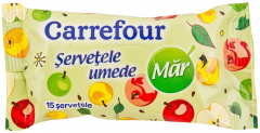 Servetele umede Mar Carrefour 15buc