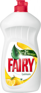 Detergent de vase Fairy Lemon, 450 ml