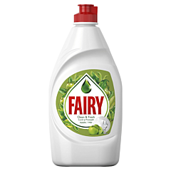 Detergent de vase Fairy Apple, 450 ml