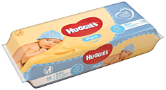 Servetele Umede Huggies Pure - 56 buc