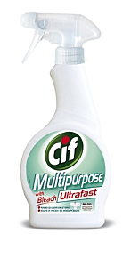 Spray Multipurpose UltraFast Cif 500ml