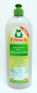 Detergent de vase cu lapte de migdale 750ml Frosch