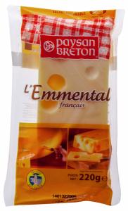 Emmental Paysan Breton 220g