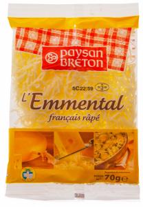 Branza L'Emmental Paysan Breton 70g