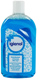 Dezinfectant universal Blue Fresh Igienol 1L
