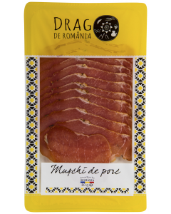 Muschi de porc feliat Drag de Romania 80g