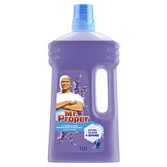 Detergent universal pentru podele Mr. Proper Lavender, 1 l