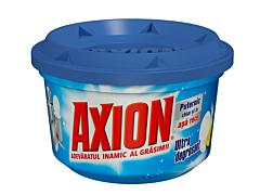 Detergent de vase pasta Axion Ultra-Degresant, 400g