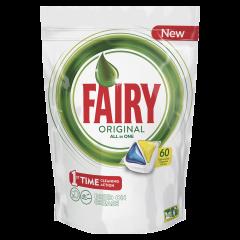 Detergent vase Fairy All in One 60 capsule