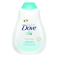 Sampon Dove Baby Rich Moisture, 400ml