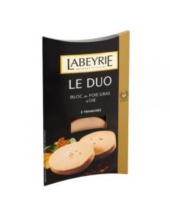 Foie gras de gasca Labeyrie 80g