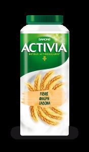 Iaurt de baut cu fibre Activia 320g