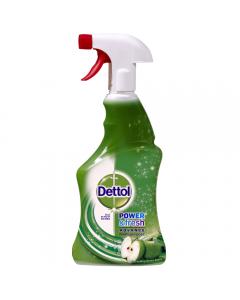 Spray dezinfectant multifunctional suprafete cu mar verde Power&Fresh Dettol 500ml