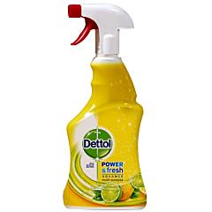 Spray dezinfectant multifunctional suprafete cu lamaie Trigger Sparkling Dettol 500ml