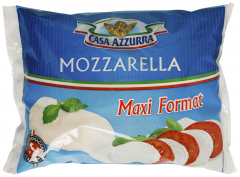 Mozzarella Maxi Format Casa Azzurra 430g