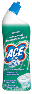 Gel WC decalcifiant Ace 700ml