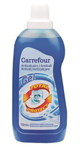 Gel anticalcar Carrefour 750ml