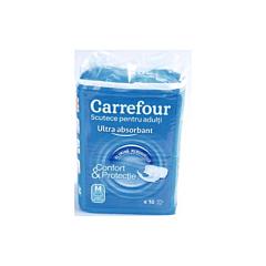 Scutece pentru adulti marimea M, Carrefour, 10buc