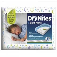 Protectie pentru pat Huggies DryNites Bed Mats, 7buc