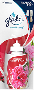 Rezerva odorizant Sense&Spray Peony&Cherry Glade, 18ml