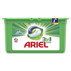 Detergent capsule Ariel All in One PODS Mountain Spring 40 spalari