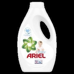 Detergent automat lichid Ariel Baby, 20 spalari, 1,1 L