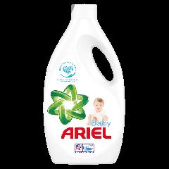 Detergent automat lichid Ariel Baby, 40 spalari, 2,2 L