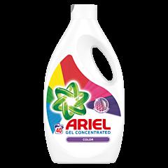 Detergent lichid Ariel Color 2,2 L, 40 spalari
