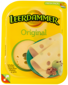 Branza olandeza Caractere Leerdammer 100G