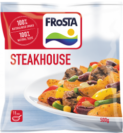 Steakhouse Pan Frosta 500g