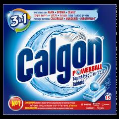 Tablete anticalcar Calgon Powerball 15 bucati