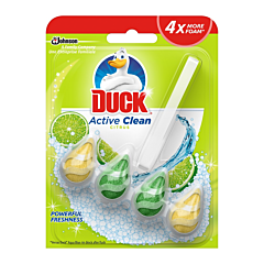 Odorizant solid vas toaleta Duck Lamaie, 38g