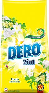 Detergent automat pudra Dero 2in1 Frezie, 100 spalari, 10 kg