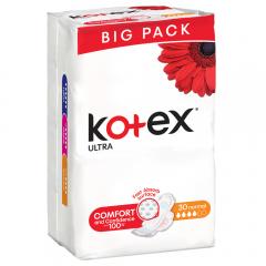 Absorbante Kotex Ultra Normal, 30 buc