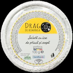 Salata cu icre de stiuca Drag de Romania 100g