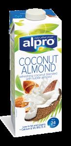 Bautura Bio din nuca de cocos si migdale Alpro 1L