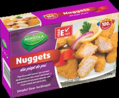 Nuggets din piept de pui Agricola 300g