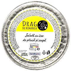 Salata cu icre de stiuca si ceapa Drag de Romania 100g
