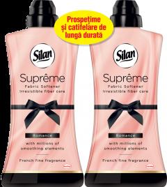 Balsam de rufe Silan Supreme Romance, 96 spalari, 2x1.2l