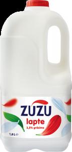 Lapte de consum integral Zuzu 3.5% grasime 1.8L