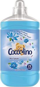 Balsam de rufe Coccolino Blue Splash, 72 spalari, 1.8L