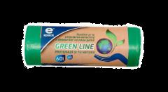 "Saci menajeri ""green line"" Epack, 60l, 20 buc"