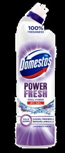 Dezinfectant gel toaleta Domestos Lavanda, 700ml